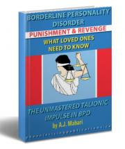 Punishment and Revenge in BPD Ebook by A.J. Mahari
