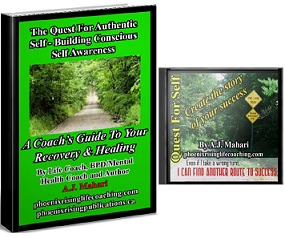 Quest For Self - Building Conscious Self Awareness Ebook and Audio by A.J. Mahari